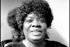 Koko Taylor (Sept 1928 – June 2009) November 1989