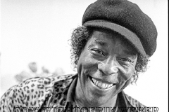 Buddy Guy (July 1936 –) March 1990