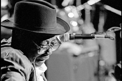 Pinetop Perkins (July 1913 – March 2011) February 1989