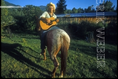 Jimmy Buffet, Paradise Valley, Montana, October 1972